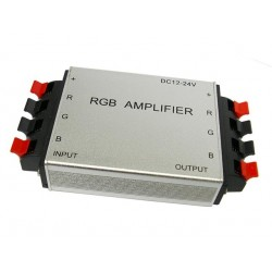 RGB LED Striplight Amplifier 12V