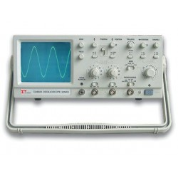 Oscilloscope 40MHz 2-Channel Dual-Trace with 2-Probes
