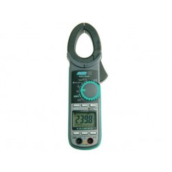 CAT IV 600V / CAT III 1000V Professional AC Clamp Meter