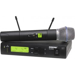Shure Cordless Microphone