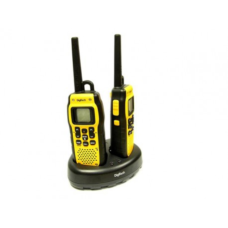 2 Way Private Mobile Radio 10km Range, 8 Channels
