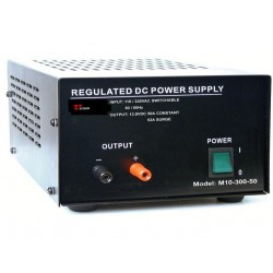 Regulated 13.8V / 50~53A Surge Power Supply Unit