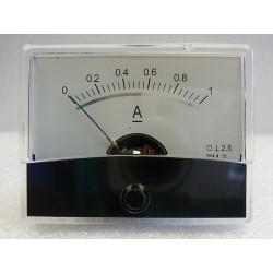 DC Amps Panel Meter