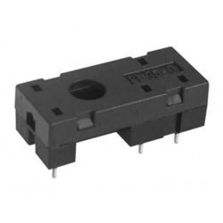 Back Mounting Relay Socket